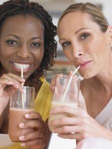 women-shakes