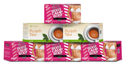 diet tea from slimming solutions