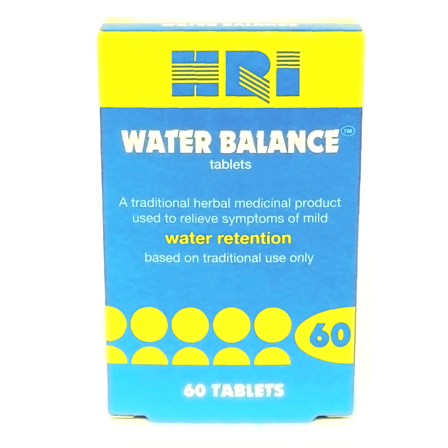 water retention tablets