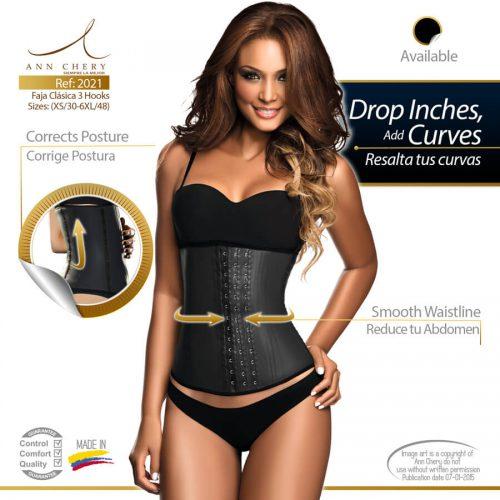 latex waist cincher