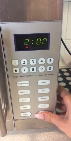 Microwave Shot