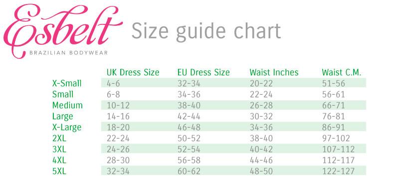 Esbelt Chart