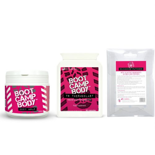 3 Step Boot Camp Body Programme - Option 3