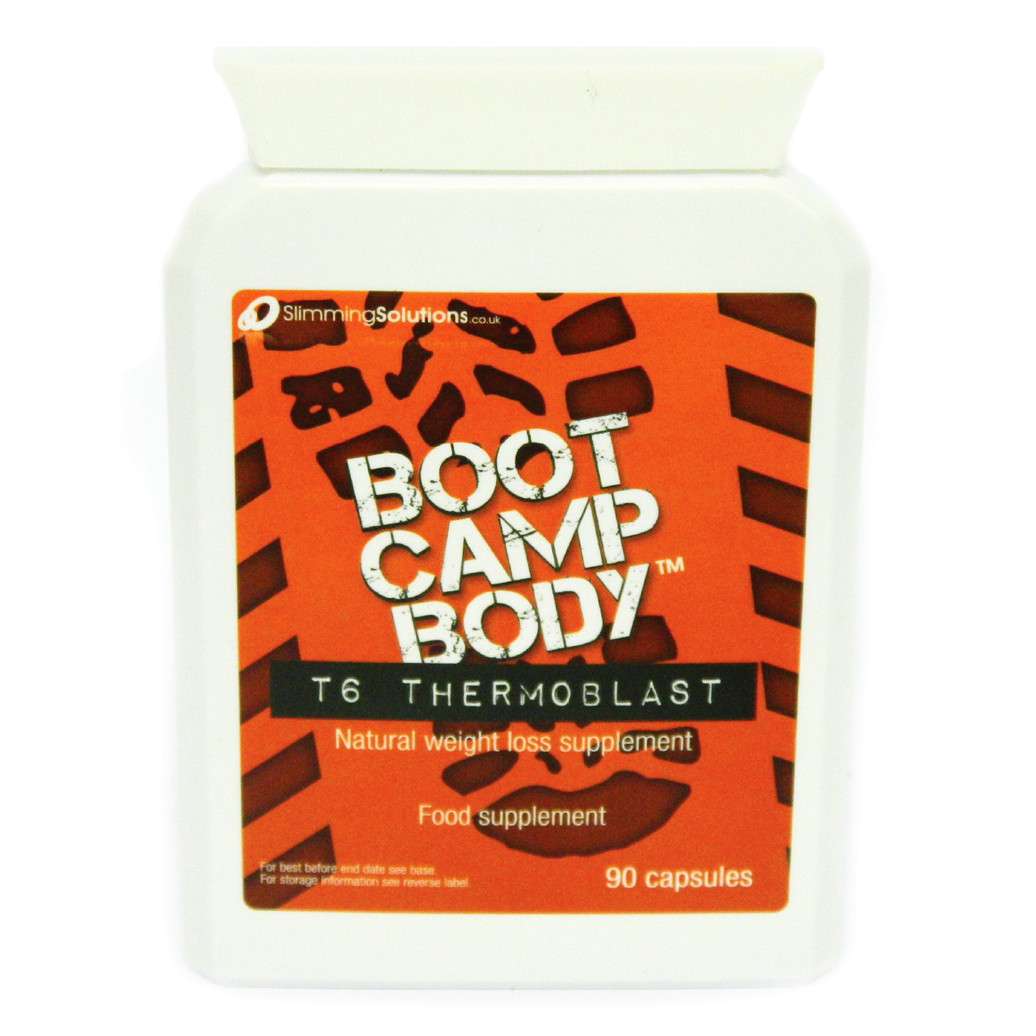 3 Step Boot Camp Body Programme - Option 2