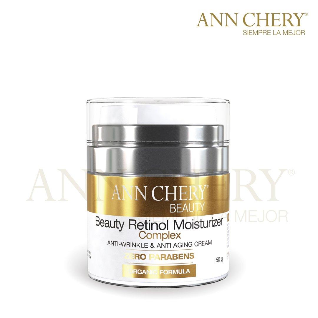 Ann Chery Retinol Moisturiser Anti-Wrinkle and Anti-Aging Cream