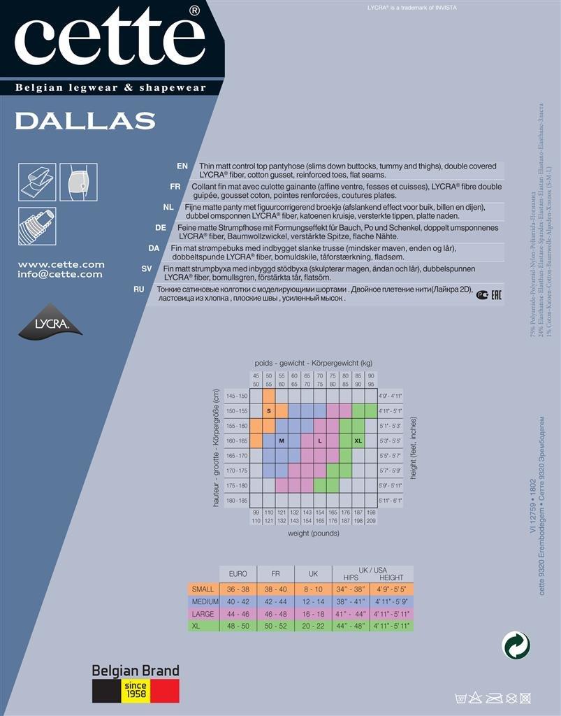 Cette Dallas Shaping Tights
