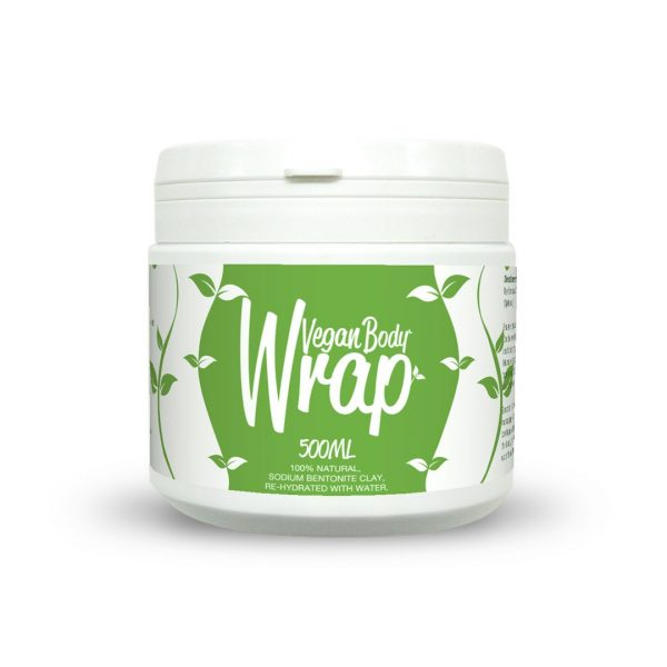 vegan clay wrap