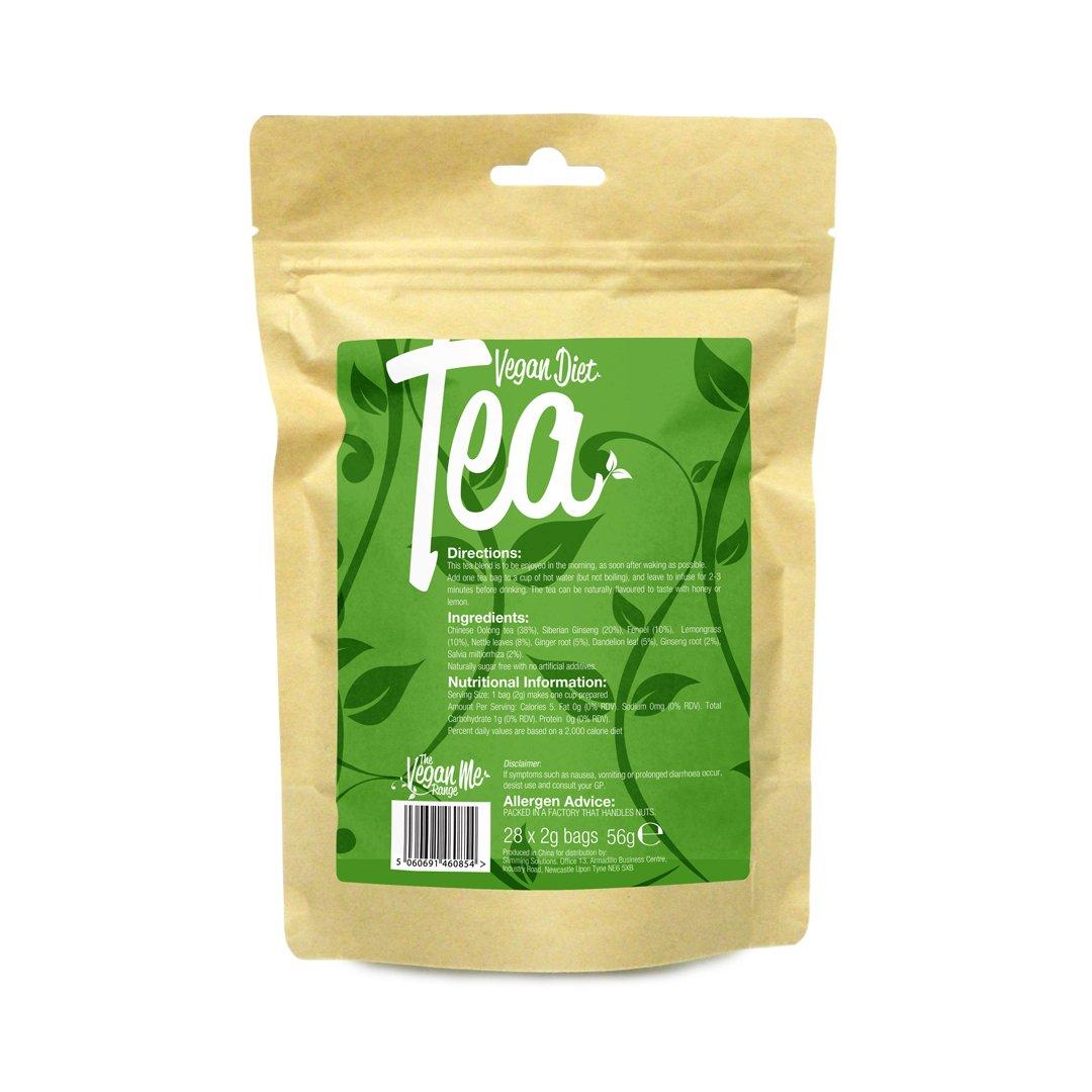 Vegan Diet Tea