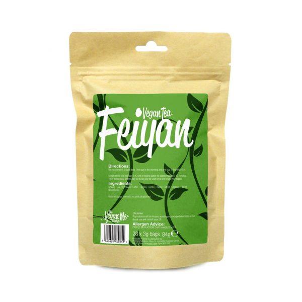 vegan feiyan tea