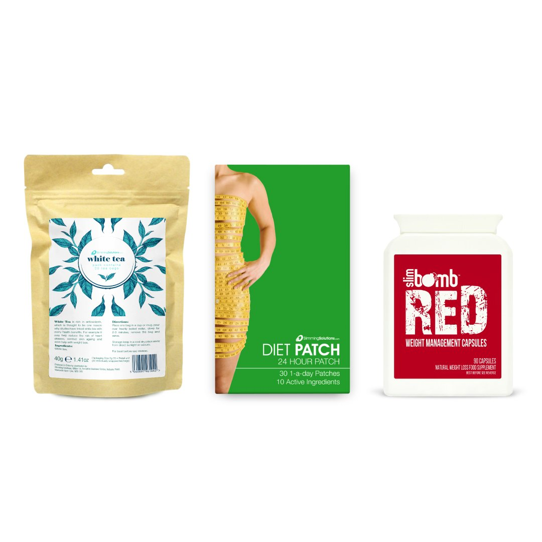 white tea diet patch slim bomb