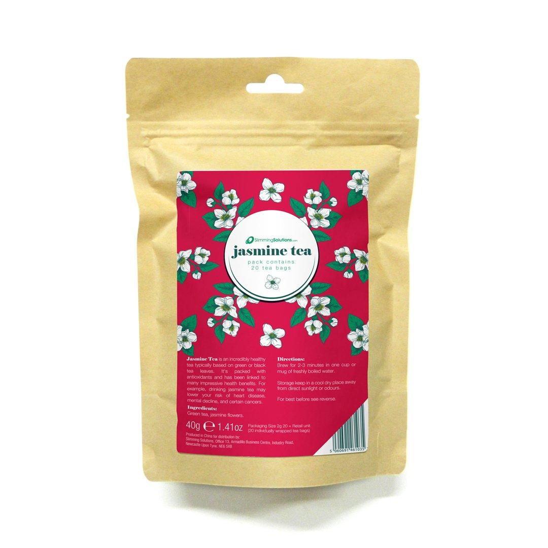 jasmine tea valentines edition