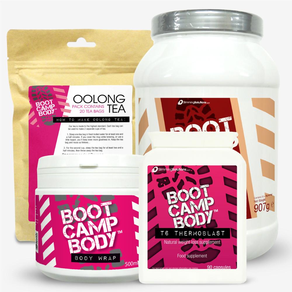Boot Camp Body Range