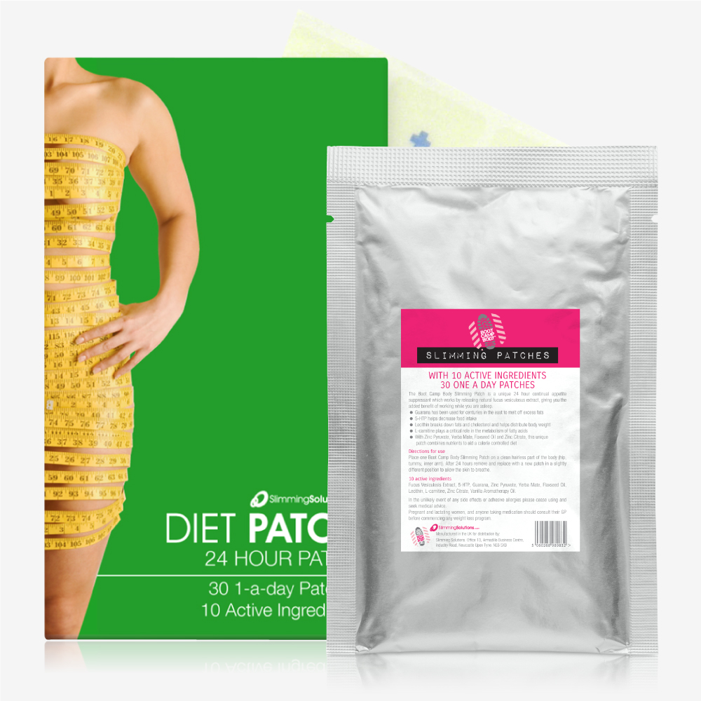 Slimming & Weight Loss Patches