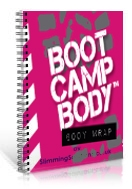 Boot Camp Body Wrap Information Leaflet